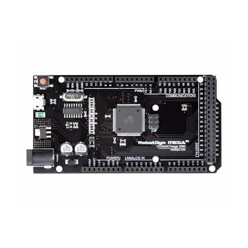 Arduino MEGA black 1