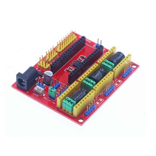 slika Arduino UNO CNC shield 000