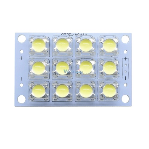 LED panel 12LED 4x3 01