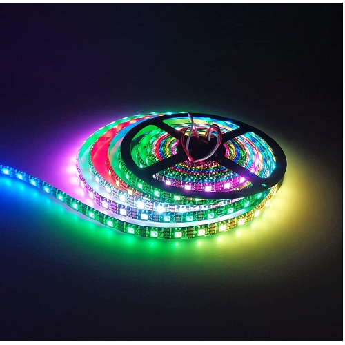 LED trak WS2812B 1m IP65 waterproof 60LED_m