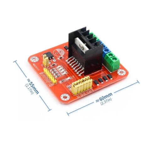 Motor driver modul L298N v1 01