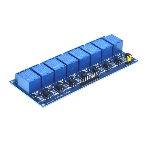 Relejni modul 8x