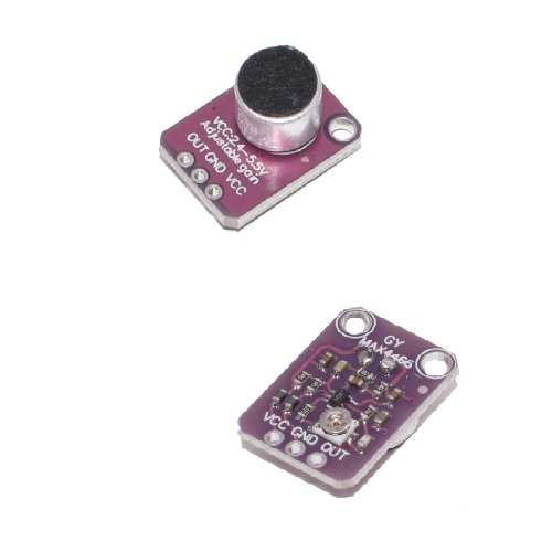 Modul detektor zvoka MAX4466 01