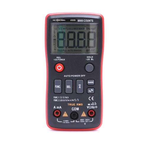 Multimeter digitalni RM408B 02