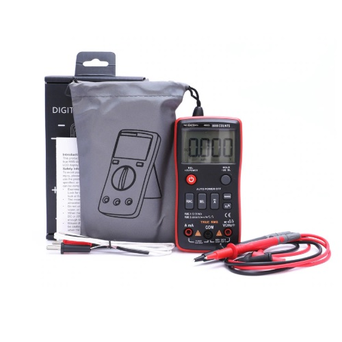Multimeter digitalni RM408B 04