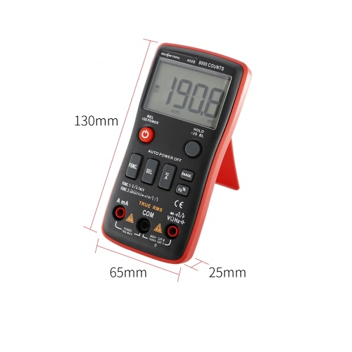 Multimeter digitalni RM408B 06