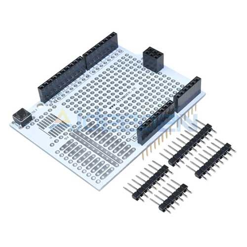 Arduino UNO PCB bela 01