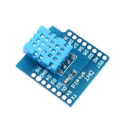 ESP32 D1 mini razširitev - DHT11