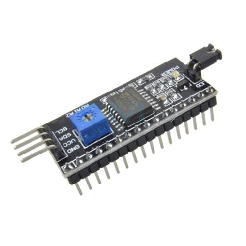 LCD I2C vmesnik 01