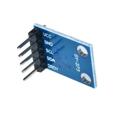 Arduino modul kompas HMC5883L 02