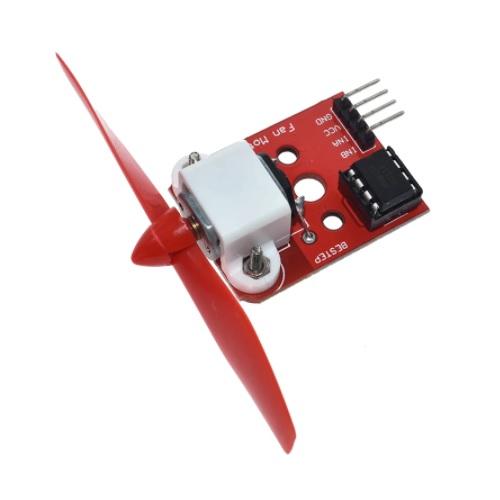 Arduino modul plopeler motor L9110 red