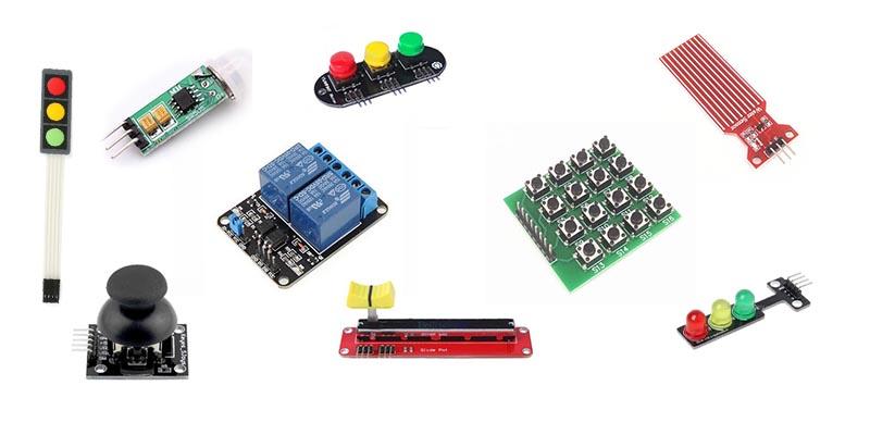 Arduino moduli