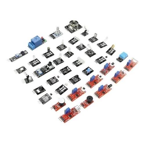 Arduino KOMPLET 37 senzorjev PVC škatla 02
