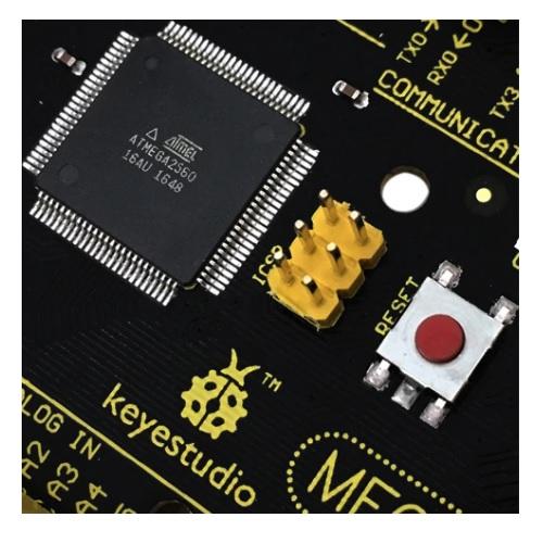 Arduino MEGA 2560 Keyestudio 03