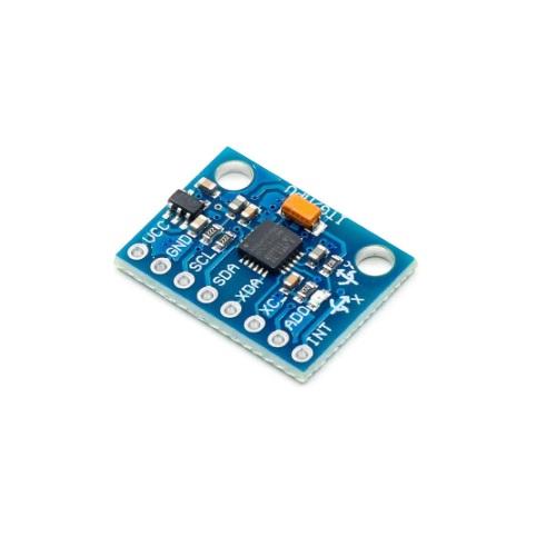 Arduino modul žiroskop GY521