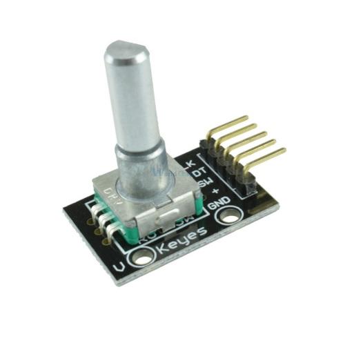 Modul encoder z gumbom 02