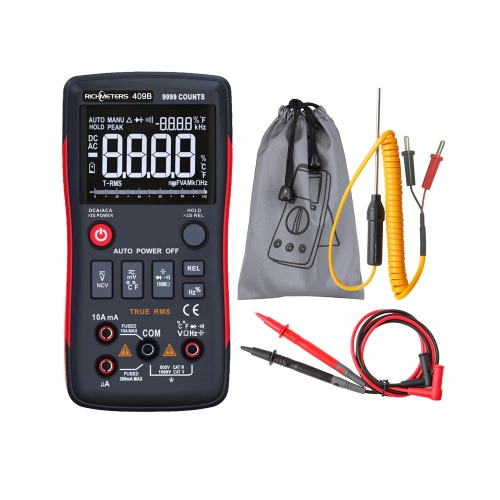 Multimeter instrument digitalni RM409B 01