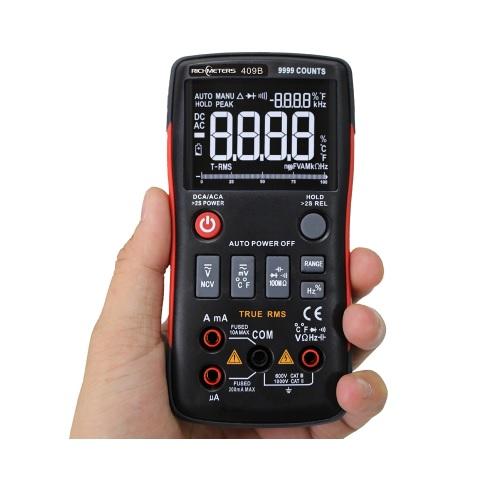 Multimeter instrument digitalni RM409B 02