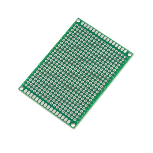 PCB plošča 7 x 9 cm univerzalna