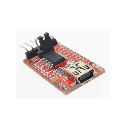 USB TTL to serial adapter 02