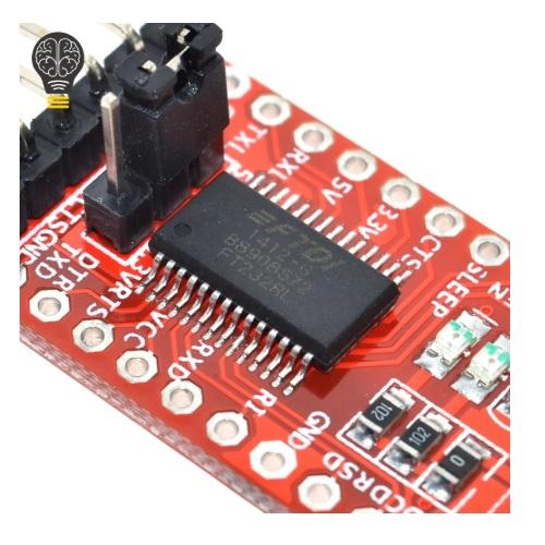 USB TTL to serial adapter 03