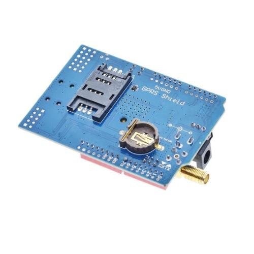Arduino GSM SIM9000 shied 02