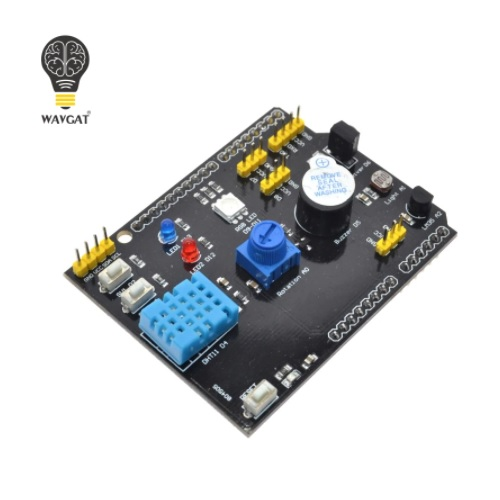 Arduino UNO multi function expansion board WAGAT 02