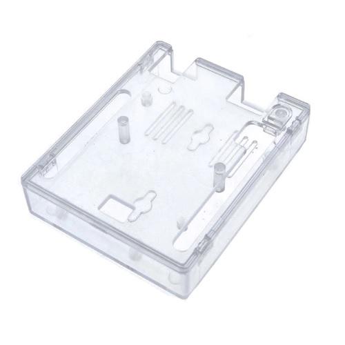Arduino UNO ohišje PVC prozorno v1