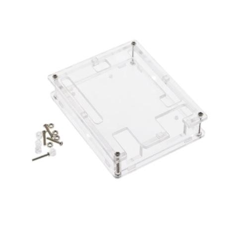 Arduino UNO ohišje PVC prozorno v2