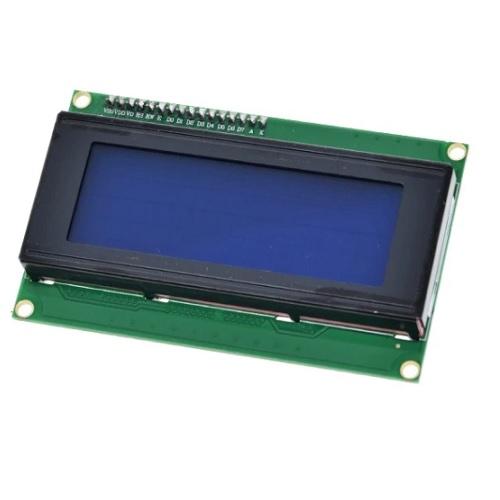 LCD 2004 modro ozadje + I2C vmesnik