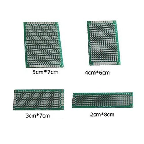 PCB ploščice SET 4 kosi 02