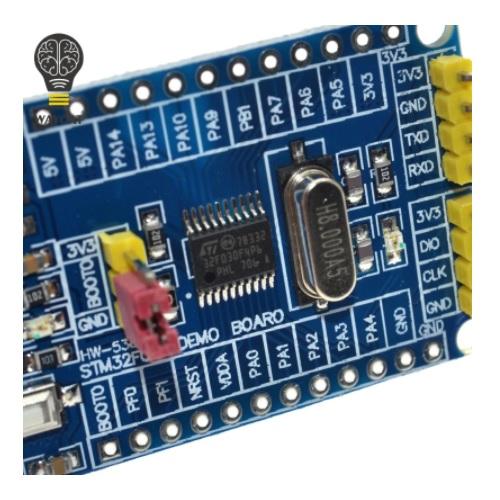 STM32F030F4P6 02