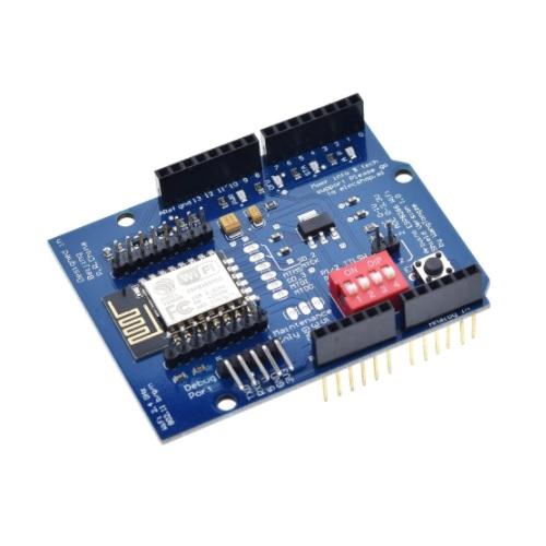 Arduino UNO ESP8266 ESP-12E shield