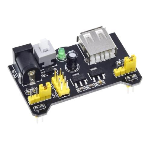Protoboard napajalna elektronika