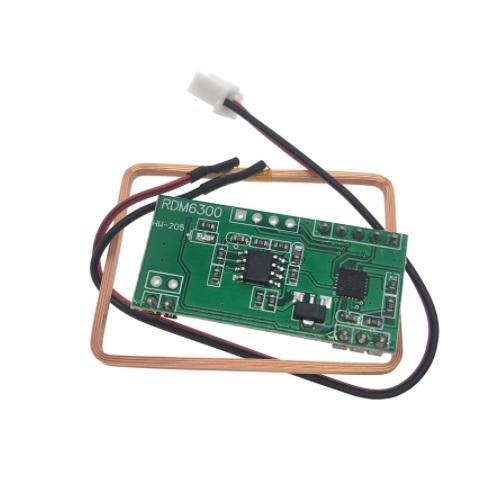 RFID sprejemna elektronika