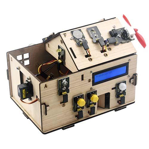 Arduino KOMPLET - pametna hiša 01