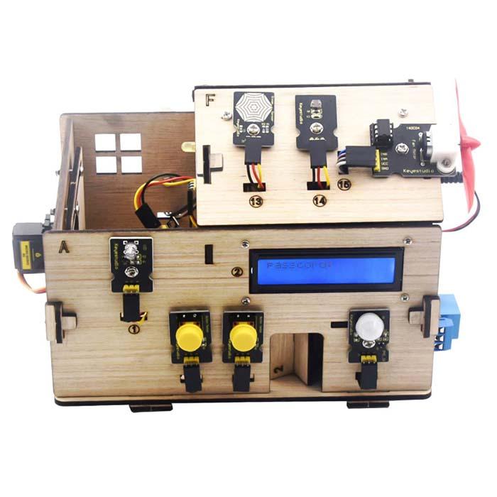 Arduino KOMPLET pametna hiša 03
