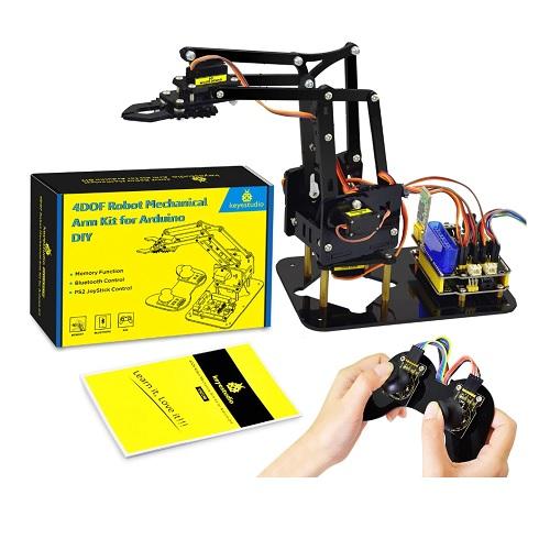 Robotska roka 4DOF Keyestudio 01