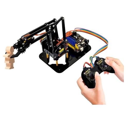 Robotska roka 4DOF Keyestudio 02
