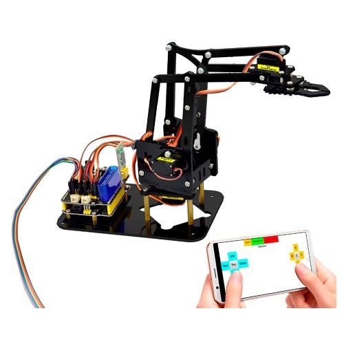 Robotska roka 4DOF Keyestudio 05