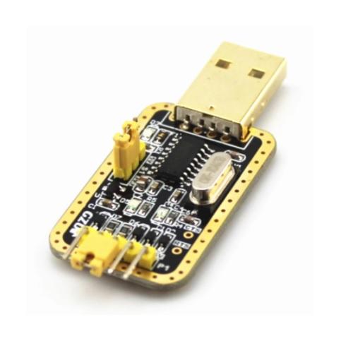 USB TTL to serial adapter v2