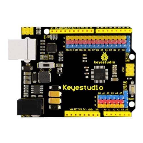 Arduino UNO PLUS smd type-B USB Keyestudio 2