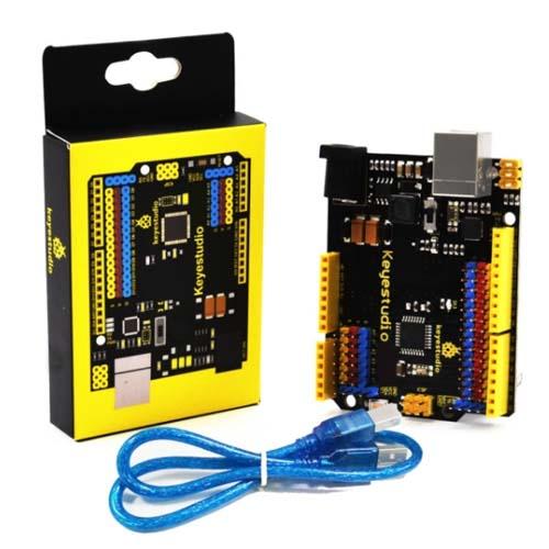 Arduino UNO PLUS smd type-B USB Keyestudio