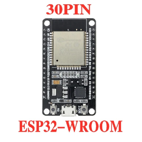 ESP32 WiFi+Bluetooth 30pinov