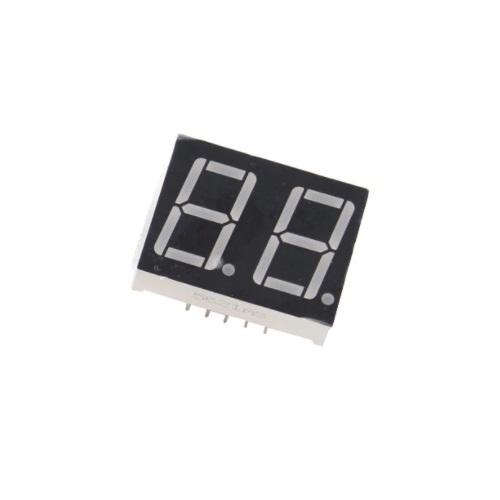 LED 2x 7seg display 0,28