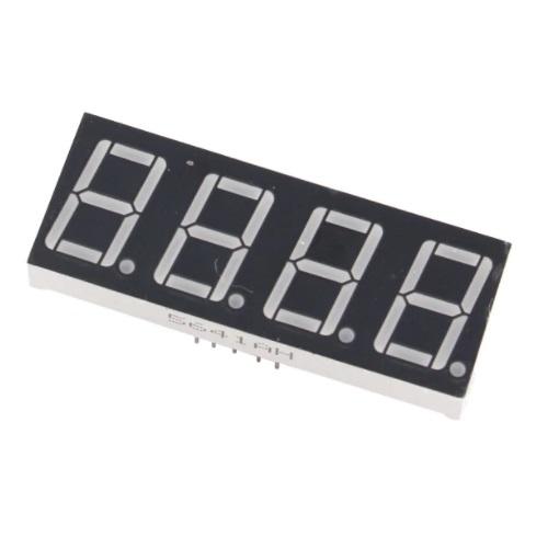 LED 4x 7seg display 0,28