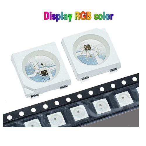 LED RGB WS2812B 5050 SMD 20 kosov