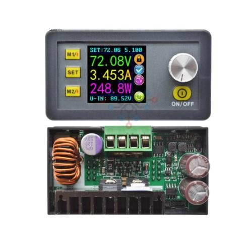Napajalnik programabilni V-m A-m DPS50V5A 50V 5A