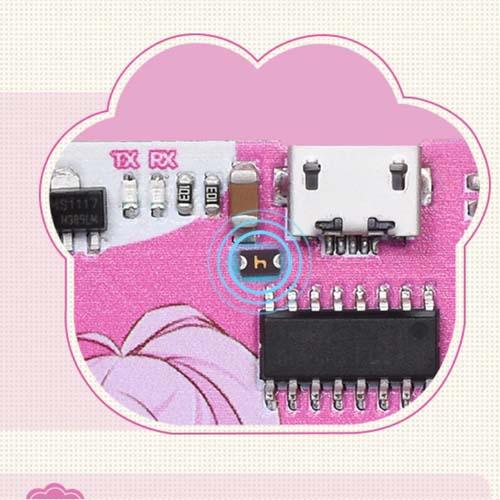 Arduino UNO microUSB RGBDuino Anime 7