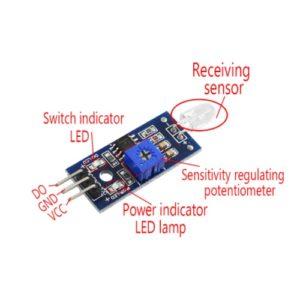 Modul senzor svetlosti